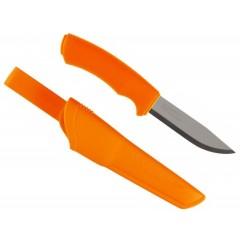 Cutit bushcraft/camping/supravietuire Bushcraft Orange.