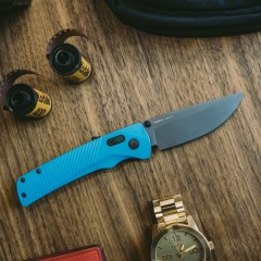 Briceag SOG - Flash AT - Blackout, Serrated