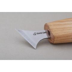 C10S Cutit mic de sculptura geometrica in lemn, BeaverCraft