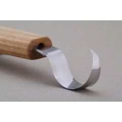 SK1L Cutit de cioplit linguri 25mm, pentru stangaci BeaverCraft