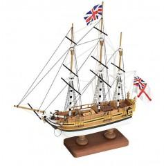 HMS Bounty navomodel junior, Amati