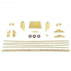 Navomodel Pollaca - Set accesorii din metal