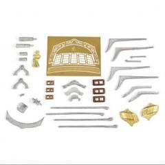 Navomodel HMAV Bounty - Set decoratii din metal turnat