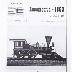 1265 Plan locomotiva, Amati
