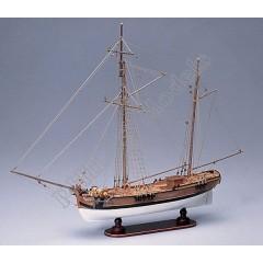 1008 Planuri constructie navomodel Amati Albion, vas comercial inarmat