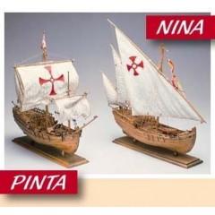 1011 Planuri constructie navomodel Amati Nina, 1492