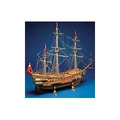 1016 Planuri constructie navomodel Amati HMS Prince