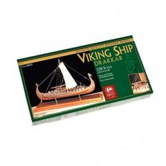 1406/01 Drakkar viking-sec XVIII-XIX, Navomodel Amati, Scara 1:50 - Lungime 44cm