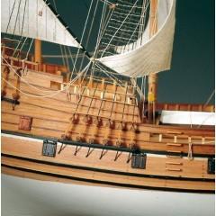 1413 MAYFLOWER - Galion englez 1620, Scara 1:60 - Lungime 65cm
