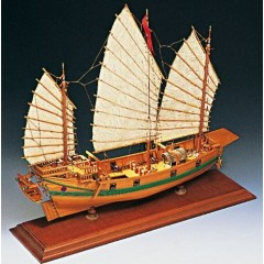 1421 Joanca piratereasca secolele XVIII-XIX, Navomodel Amati, Scara 1:100 - Lungime 40cm