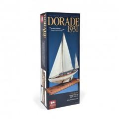 1605 Dorade Fastnet Yacht 1931, Scara 1:20, Lungime 86.5 Cm, Navomodel Amati