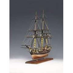 1300/05 HMS PEGASUS 1776 - Goeleta - Navomodel Victory Models, Scara 1:64, Lungime 80cm