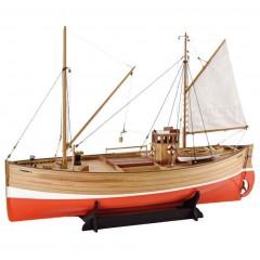 1300/09 FIFIE - Vas de pescuit scoțian, NAVOMODEL VICTORY MODELS