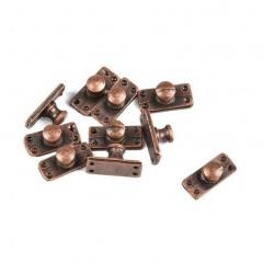 4909/03 Set 5 babale/bolarzi cu baza pt navomodele, 5mm, Amati