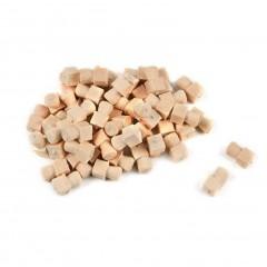 4910/09 Set 10 babale din lemn pt navomodele, 9mm, Amati