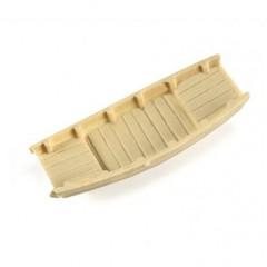 4304/02 Barca salvare din rasina pentru sampan, 55mm, Amati