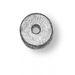 4280/35 Set 10 bucati cap de berbec cu o gaura, 3.5mm, navomodelism, Amati