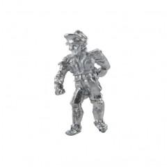 8000 Figurina metalica ofiter, pt navomodele, 22mm, Amati