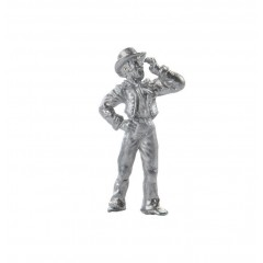 8005/02 Figurina metalica marinar, pt navomodele, 25mm, Amati