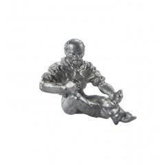 8005/04 Figurina metalica marinar, pt navomodele, 25mm, Amati