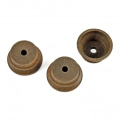 4294/02 Gabie din lemn pentru navomodele, 40mm, Amati