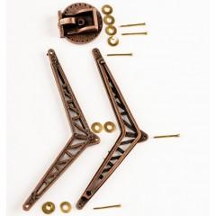 4804 Gruie din metal pentru navomodele, 65mm, Amati