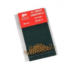4000/04 Set 100 inele alama pt navomodele, 4mm, Amati