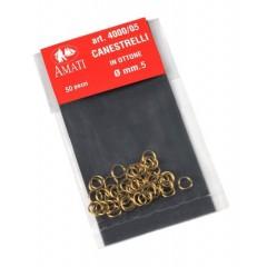 4000/05 Set 50 inele alama pt navomodele, 5mm, Amati