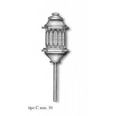 4330/03 Felinar navomodele Tip C, 30mm