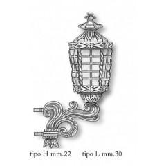 4338/02 Felinar pupa navomodele, Tip L, 30mm