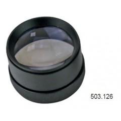 Lupa de precizie, 29 x ø 43 mm pentru hobby/modelism