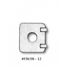 4938/12 Set 2 tambuchi/usi metalice pentru navomodele, Amati