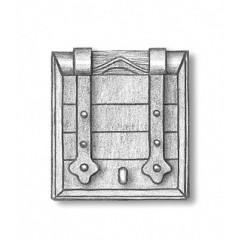 4132/10 Set 10 capace sabord pentru navomodele, Amati