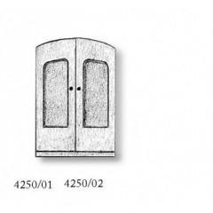 4250/01 Usa metalica pentru navomodele, Amati