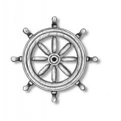 4353/40 Timona din lemn pentru navomodele, 40mm, Amati