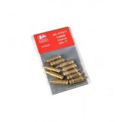 4175/17 Set 10 tevi de tun false pentru navomodele, 17mm, Amati