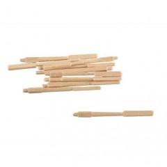 4307/11 Set 4 vasle din lemn pentru navomodele, Amati
