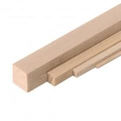 2400 Tija din lemn de tei 100 cm pentru modelism, Amati