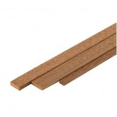 2420 Tija din lemn de dibetou 100 cm pentru modelism, Amati