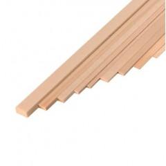 2429 Tija din lemn de tei 100 cm pentru modelism, Amati