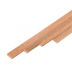 2440 Tija din lemn de fag 100 cm pentru modelism, Amati