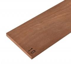 2345/10 Foaie de lemn de mahon pentru modelism, 10x100x1000mm