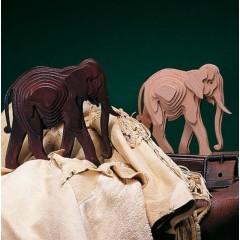 A500/03 Elefant din lemn, Amati