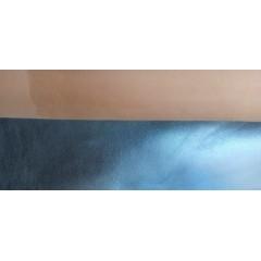 Piele captuseala, albastru deschis 0.6 - 0.8 mm