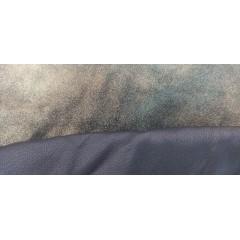 Piele captuseala, negru 0.6 - 0.8 mm