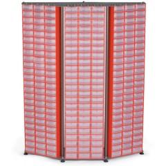 C.D. 11 Stand  cutii organizare / depozitare piese