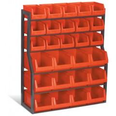 MAK 30 Stand cutii organizare / depozitare piese