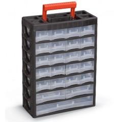 Cutii plastic cu sertare PL 05