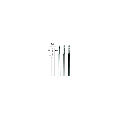 28856 Set burghie HSS 1.2mm, Proxxon