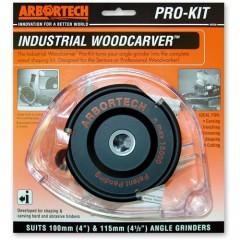 IND.FG.100 Disc sculptura Industrial Prokit pt polizor Arbortech
